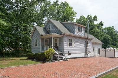 Bridgewater Twp. Single Family Home For Sale: 130 Pearl St