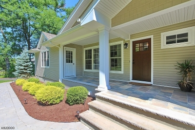 Warren Twp. NJ Single Family Home For Sale: $639,000