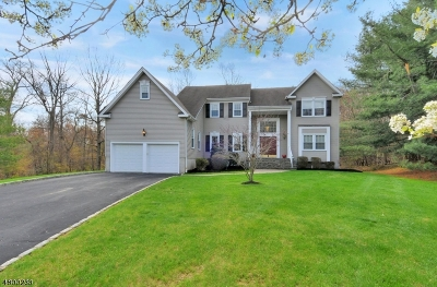 Bridgewater Twp. NJ Single Family Home For Sale: $769,000