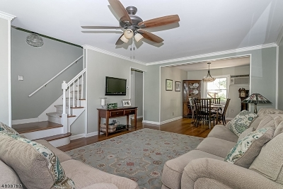Cranford Twp. Single Family Home For Sale: 201 Sailer St