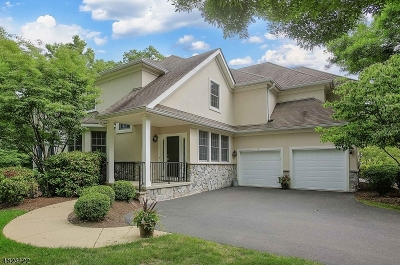 Bernards Twp. NJ Condo/Townhouse For Sale: $950,000