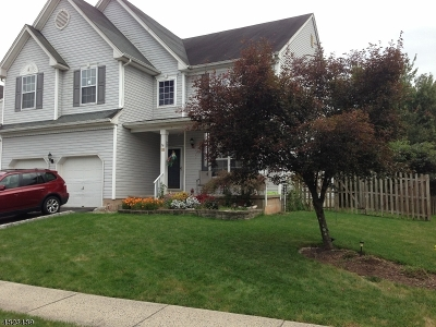 Bridgewater Twp. NJ Single Family Home For Sale: $685,000