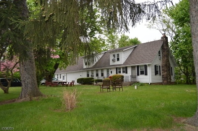 Raritan Twp. Single Family Home For Sale: 44 Emery Ave
