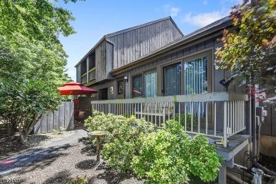 Hillsborough Twp. NJ Condo/Townhouse For Sale: $279,000