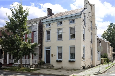 Lambertville City Single Family Home For Sale: 97 N Main St
