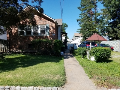 Parsippany-Troy Hills Twp. Single Family Home For Sale: 42 Aldine Rd