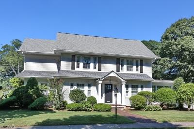Glen Rock Boro Single Family Home For Sale: 52 Berkeley Pl