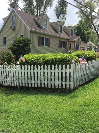 Glen Gardner Boro, Hampton Boro Single Family Home For Sale