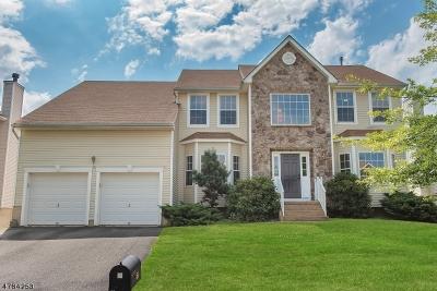 Jefferson Twp. NJ Single Family Home For Sale: $509,000