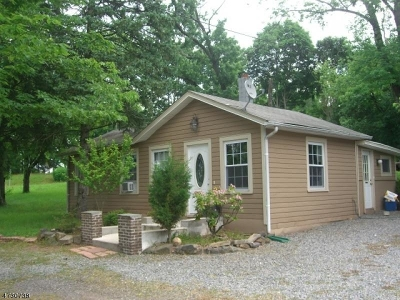 Branchburg Twp. Single Family Home For Sale: 1393 Route 202
