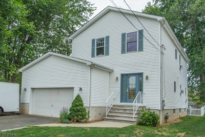 Parsippany-Troy Hills Twp. Single Family Home For Sale: 1 Longview Ave