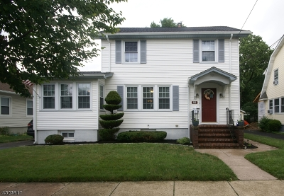 Hawthorne Boro Single Family Home For Sale: 57 Florence Ave