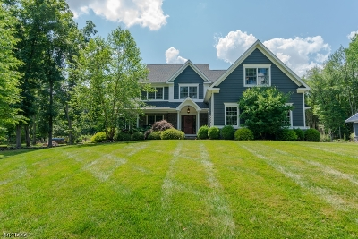 Kingwood Twp. Single Family Home For Sale: 25 Barbertown-Idell Rd