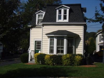 Bernardsville Boro Rental For Rent: 10 Church St #B