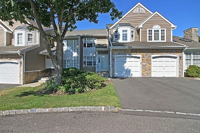 Long Hill Twp Condo/Townhouse For Sale: 78 Knoll Ct
