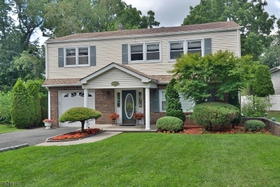 Glen Rock Boro Single Family Home For Sale: 15 Elizabeth St