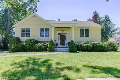 Morristown Town Single Family Home For Sale: 15 Rosemilt Pl