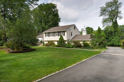 Livingston Twp. Single Family Home For Sale: 39 Heron Rd