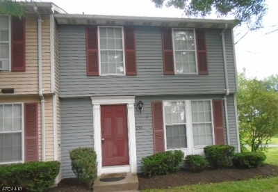 Union Twp. Condo/Townhouse For Sale: 2911 Vauxhall Rd