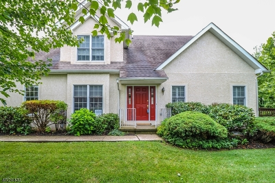 Bernards Twp. Condo/Townhouse For Sale: 21 Georgetown Ct