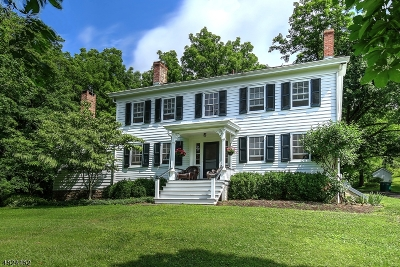 Tewksbury Twp. Single Family Home For Sale: 76 Hill And Dale Rd