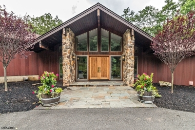 Mendham Twp. Single Family Home For Sale: 330 Pleasant Valley Rd
