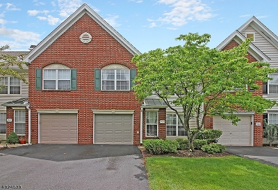 Bridgewater Twp. Condo/Townhouse For Sale: 2503 Johnson Circle