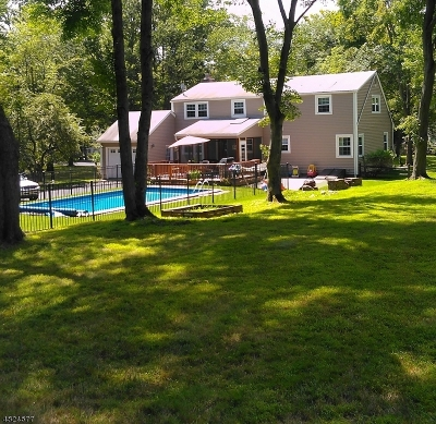 Scotch Plains Twp. Single Family Home For Sale: 5 Aberdeen Rd