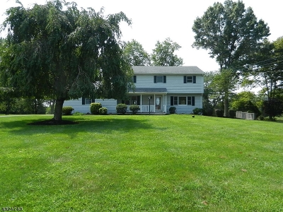 Montgomery Twp. Single Family Home For Sale: 239 Township Line Rd