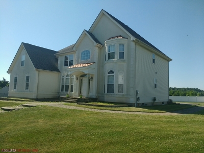 Franklin Twp. Single Family Home For Sale: 24 Gauguin Way