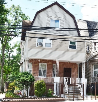 Newark City NJ Multi Family Home For Sale: $399,900