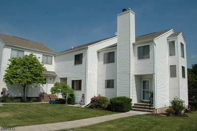 Raritan Twp. Condo/Townhouse For Sale: 13 Pear Court
