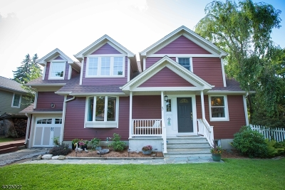 Sparta Twp. Single Family Home For Sale: 5 Heighwood Trl
