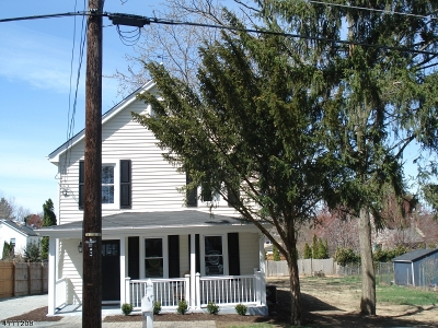 Bernardsville Boro Single Family Home For Sale: 27 Garibaldi St
