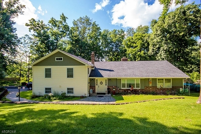 Sparta Twp. Single Family Home For Sale: 24 Valley View Trl