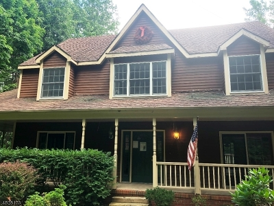 Lebanon Twp. Single Family Home For Sale: 119 Buffalo Hollow Rd