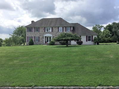 Readington Twp. Single Family Home For Sale: 2 Housel Rd