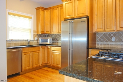 Berkeley Heights Condo/Townhouse For Sale: 459b Springfield Ave