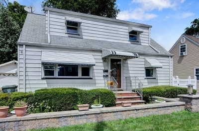 Clark Twp. Single Family Home For Sale: 30 Broadway