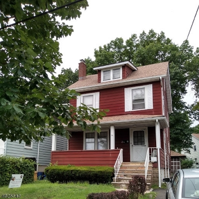 Roselle Park Boro Single Family Home For Sale: 453 E Westfield Ave