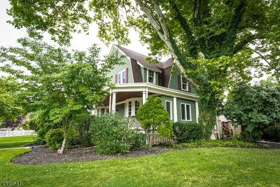 Westfield Town Single Family Home For Sale: 671 Carleton Rd