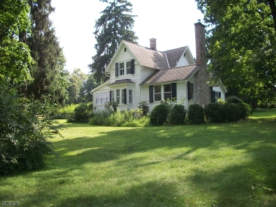 Harding Twp. Rental For Rent: 1 Hartley Farms Rd