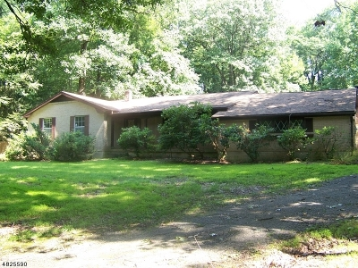 Long Valley Single Family Home For Sale: 75 Pleasant Grove Rd