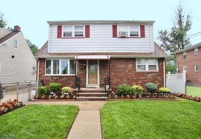Linden City Single Family Home For Sale: 23 E 20th St
