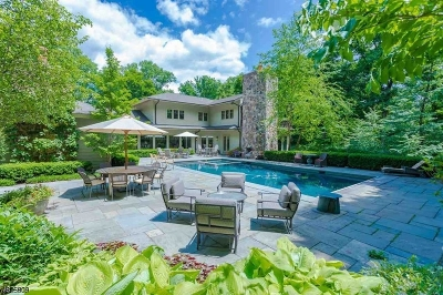 Mendham Twp. NJ Single Family Home For Sale: $1,979,000