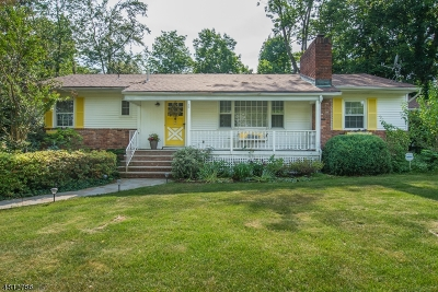 Wayne Twp. Single Family Home For Sale: 7 Squire Ln