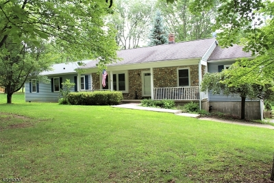 Lebanon Twp. Single Family Home For Sale: 3 Heather Hill Rd