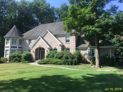 Sparta Twp. Single Family Home For Sale: 20 Surrey Ln