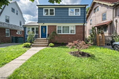 Newark City Single Family Home For Sale: 358-360 Highland Ave