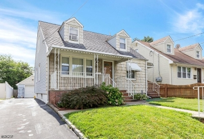 Linden City Single Family Home For Sale: 623 W Blancke St